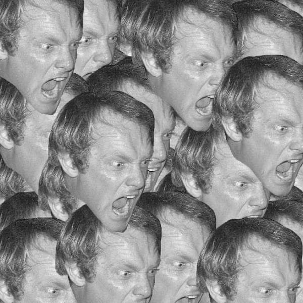 lots of angry mike love faces